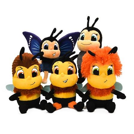 Nieuwe zomeractie delhaize - kids leren spelenderwijs het belang van bijen  en andere bestuivers - Cartoon-Productions